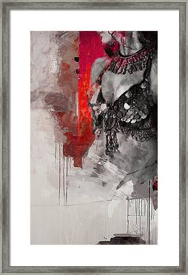 Egyptian Culture 83 Framed Print