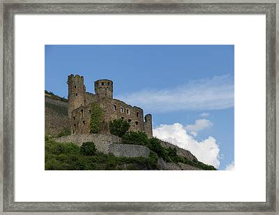 Ehrenfels Castle 08 Framed Print by Teresa Mucha