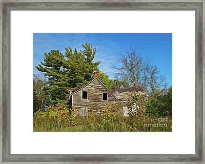 Framed Print featuring the photograph Eidolic.. by Nina Stavlund