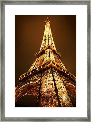 Eiffel Framed Print by Skip Hunt