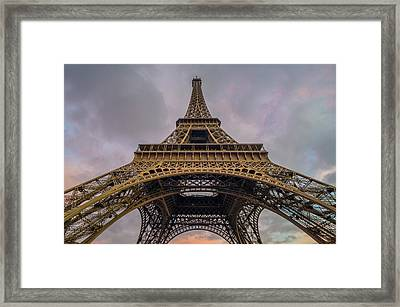 Eiffel Tower 5 Framed Print