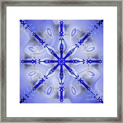 Eight Point Sigil Framed Print