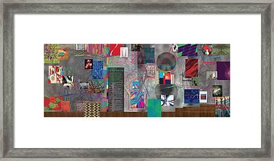 Eighteen Framed Print