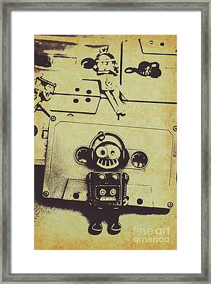 Eighties Rewind  Framed Print by Jorgo Photography - Wall Art Gallery