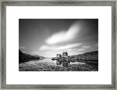 Eilean Donan Castle Framed Print by Davorin Mance