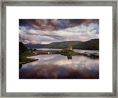 Eilean Donan Castle Framed Print by Ian Good