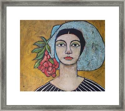 Eileen Framed Print