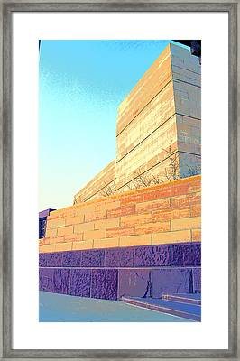 Eiteljorg Museum Image Framed Print by Paul Price