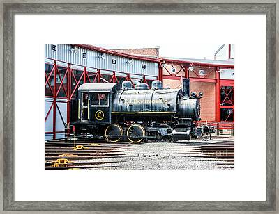 E.j. Lavino Steel Co. #3 Framed Print by William Rogers