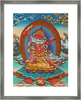 Ekajati Framed Print by Lanjee Chee