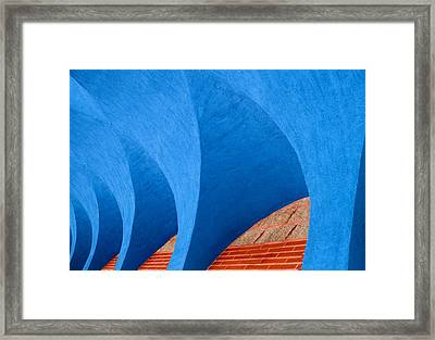 Framed Print featuring the photograph Ekklisia by Paul Wear