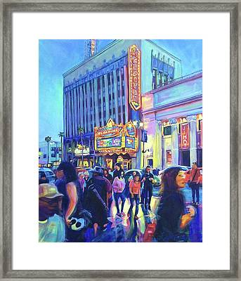 El Capitan Framed Print by Bonnie Lambert