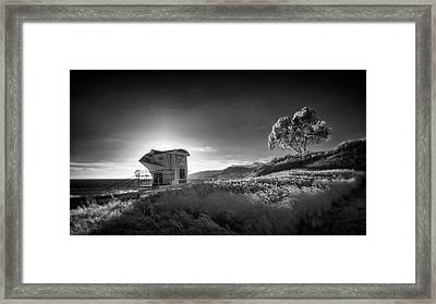 Framed Print featuring the photograph El Capitan by Sean Foster