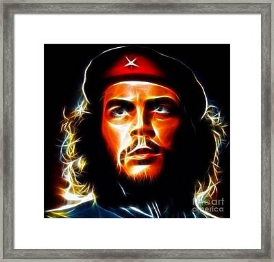 El Che Guevara Framed Print