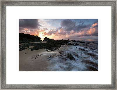 Framed Print featuring the photograph El Gallito by Patrick Downey