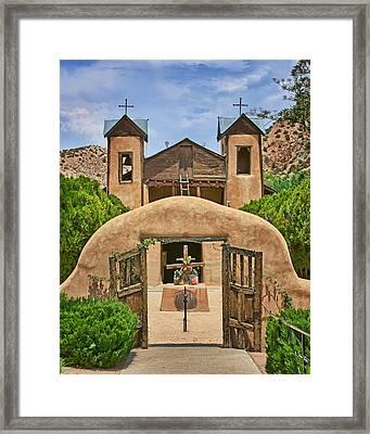 El Santuario De Chimayo #2 Framed Print