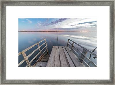 Framed Print featuring the photograph El Stick by Bruno Rosa