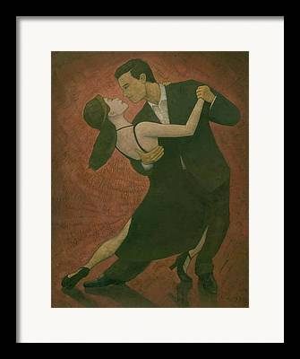 Dancing Framed Prints