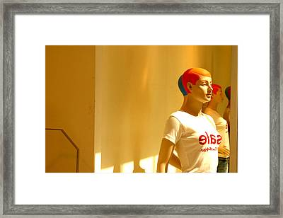 Elas Framed Print by Jez C Self