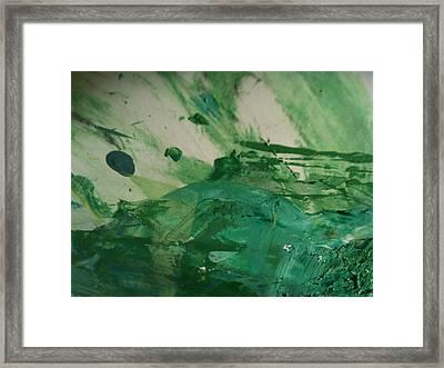 Elast Elastic Framed Print by TripsInInk
