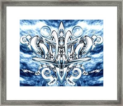 Elation Framed Print by Dreamlight  Creations