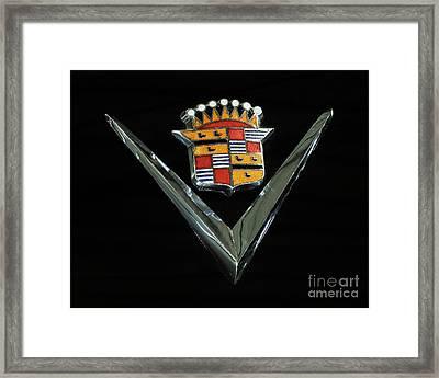 Framed Print featuring the photograph Eldorado V by Dennis Hedberg
