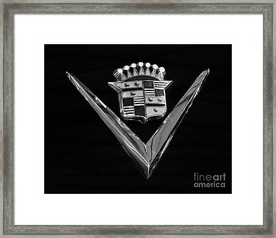 Framed Print featuring the photograph Eldorado V Monotone by Dennis Hedberg