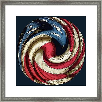 Election 2016 Framed Print