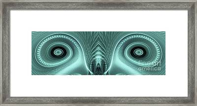 Electric Sheep Framed Print