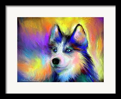 Buying Online Digital Art Framed Prints