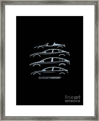 Electric Silhouettehistory Framed Print by Gabor Vida