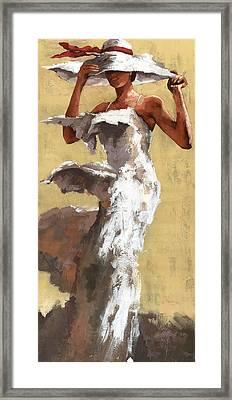 Elegance Framed Print by Matthew Myles