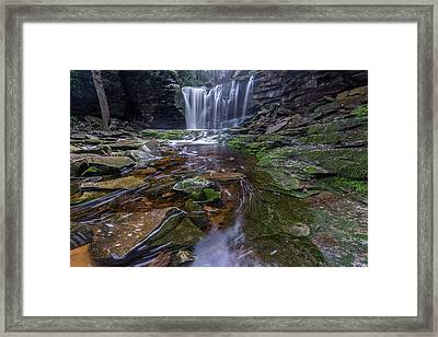 Elekala Falls Framed Print