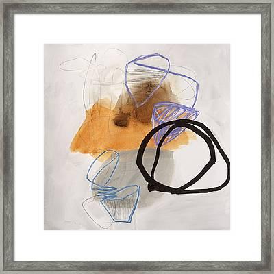 Element # 5 Framed Print