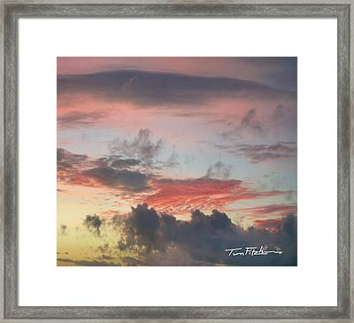 Elemental Designs Framed Print
