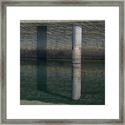 Framed Print featuring the photograph Elemental by Kevin Bergen