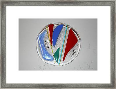 Elemental Framed Print by Diane Morizio