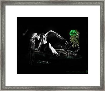 Elemental Sisters Part 1 Framed Print
