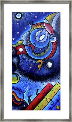 Elements And Dreamscapes Framed Print by Preston M Smith PMS