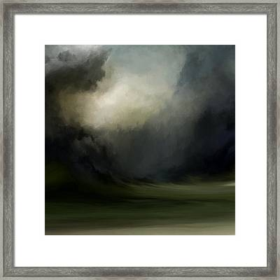 Elements Of Illumination Framed Print