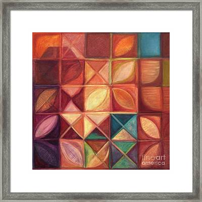 Elevating The Spirit - Finding Heart Framed Print