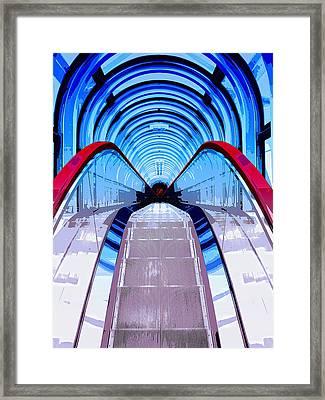 Elevation Framed Print