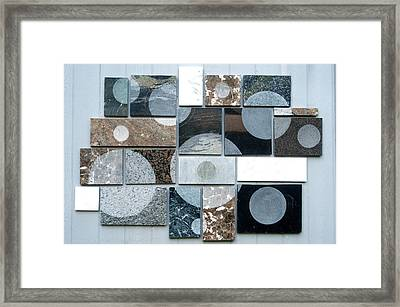 Eleven Over Nineteen Framed Print by William Lowrey