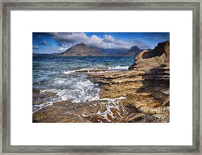 Elgol, Isle Of Skye Framed Print by Nichola Denny