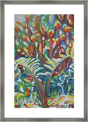 Elguin Framed Print