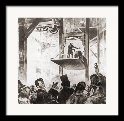 Elisha Graves Framed Prints