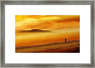 Elixir Of Life Framed Print by Holly Kempe