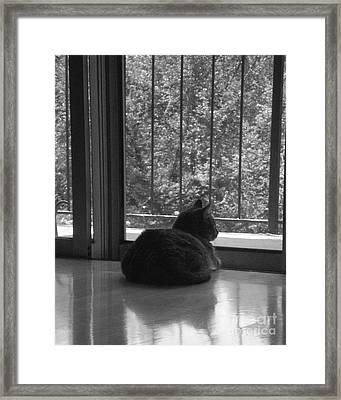 Eliza Framed Print