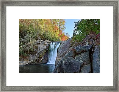 Elk River Falls Framed Print