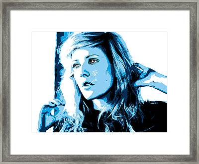 Ellie Goulding Starry Eyed Framed Print